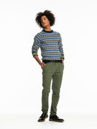Warren - Classic Chinos | Relaxed Slim Fit - Scotch & Soda