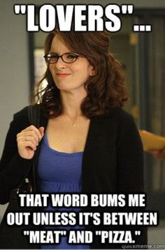 Today was a total Liz Lemon day. For those who don't watch Liz Lemon is this character that does really sloppy things- food in her h. Funny Meme Pictures, Funny Quotes, Funny Memes, Funny Captions, I Love To Laugh, Make Me Smile, Liz Lemon, Nerd, Tina Fey