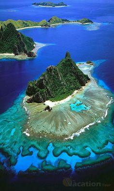 Fiji Island ~ Google+