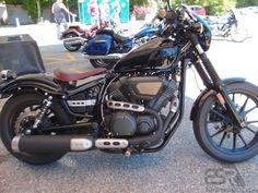 Yamaha Bolt - Leather Spring Seat