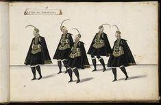 Ballet des Fées de la forêt de Saint-Germain Rabel Daniel (1578-1637) Paris, musée du Louvre, D.A.G.