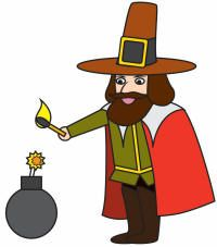 Learn about Guy Fawkes and enjoy colouring pages and printables