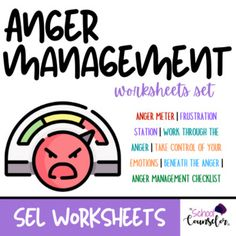 Educational Psychology, School Psychology, Anger Management Worksheets, Classroom Rules Poster, New Testament Books, How To Control Anger, Dealing With Anger, Feeling Frustrated, Teaching Style