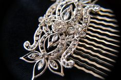 vintage wedding combs | Handmade Bridal and Wedding Jewelry by Vintage touch