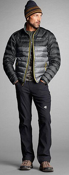 Downlight® Stormdown™ Hooded Jacket | Eddie Bauer | Eddie Bauer ...