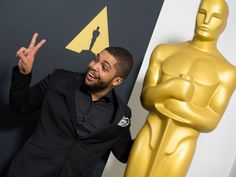 Actor O'Shea Jackson Jr attends the 2015 Academy Nicholl Fellowships in Screenwriting Awards and Live Read in Beverly Hills, Calif. on Nov. 4, 2015.  Valerie Macon, AFP/Getty Images