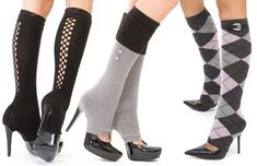 Leg Warmers Fashion For Women - for life and style