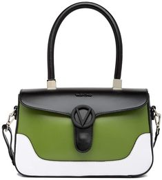 Valentino By Mario Valentino Gaelle Leather Top Handle Bag