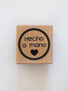"Sello ""Hecho a Mano"""