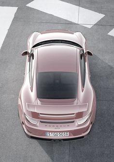 Porsche pink