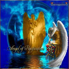 Cantinho de Imagens da Guerreira: Angel of  Purification