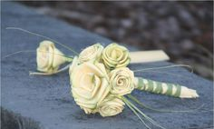 Savannah Palm Roses  I've changed my mind, I love these!! Where can you order some!?