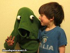 Idées déguisement et costume - Thème: Soirée couleur Vert