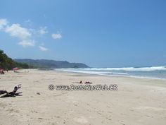 Carmen Beach Costa Rica in Cobano, Puntarenas: information, location, address map, GPS coordinates, photos, video, how to get there by bus or airplane.
