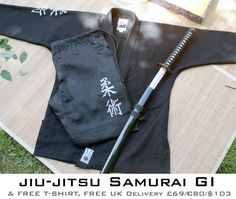 if i trained gi jiu jitsu, i would so need this to fulfill my inner ninja needs! LOL