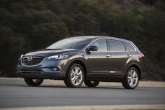 Redesigned 2013 #CX9 featuring a #KODO front end.