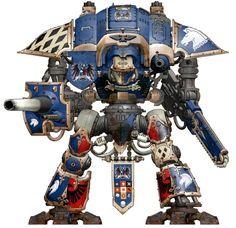 warhammer 40k imperial knight - Google-haku