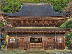 Engaku Temple (Engaku-ji), Japan #japaninfo