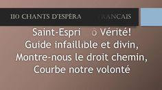 110 Chants d'Espérance Français
