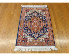 Indian Heriz , 4 x 7 - Lesniak Oriental Rugs Indian Rugs, Oriental Rugs, Rug Making, Bohemian Rug, Home Decor, Decoration Home, Room Decor, Oriental Rug, Home Interior Design