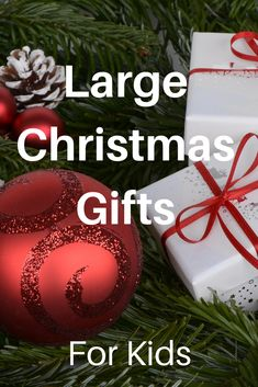 Large Christmas gift guide for kids (by price)