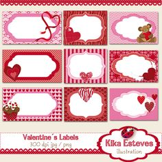 valentine's day eps vector