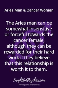 Rules of dating an aries man