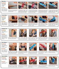 Lateral Knee pain Relief - Knee pain Relief Videos - Knee pain Videos At Night - Elbow Exercises, Back Pain Exercises, Ligament Injury, Knee Injury, K Tape, Costochondritis, Knee Pain Relief, Kinesiology Taping, Sprained Ankle