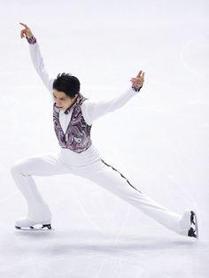 【写真特集】羽生結弦、男子ショートプログラム ジャンプでミスし2位!GPシリーズ・スケートカナダ