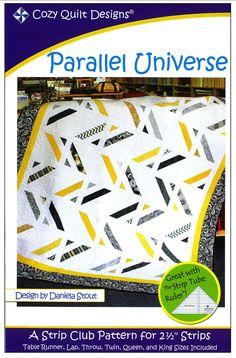 Parallel Universe Quilt Pattern