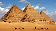 ¡Felicidades! Maquillage Yeux Cut Crease, Egyptian Kings And Queens, Great Pyramid Of Giza, Pyramids Of Giza, Giza Egypt, Small Group Tours, Historical Landmarks, Excursion, Seven Wonders