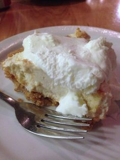 Meghan Perkins' Key Lime Pie from Blue Collar in North Miami