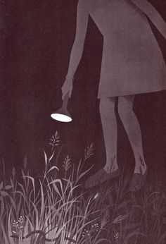 """amongthegoblins: """"(via Vintage Kids' Books My Kid Loves: In the Middle of the Night) """""""