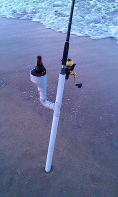 Fishing Rod holder #reellife #gearthatfitsyourlifestyle www.reellifegear.com
