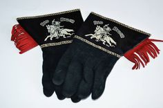 Vintage Red Ryder Children's Gloves, Western Collectible, Cowboy Costume, Boys and Girls by Retrorrific on Etsy Black Gloves, Vintage Children, Soft Fabrics, Boys, Girls, Boy Or Girl, Objects, Costume, Red