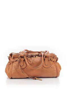 Check it out—Chloe Leather Shoulder Bag for $326.99 at thredUP!