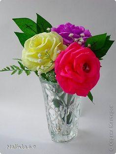 Мастер-класс Свит-дизайн 8 марта День матери День рождения Моделирование конструирование МК Воздушные розы из конфет С изменениями Бумага гофрированная Клей Продукты пищевые фото 19