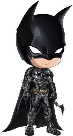 Chibi Batman Arkham Knight by Pellisari on DeviantArt