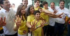 Filha de Eduardo Campos assume cargo na Prefeitura do Recife
