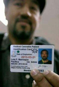 Got your cannabis card?