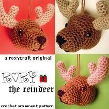 christmas crochet - Google Search