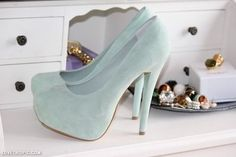 Heels fashion heels trendy mint green girlie fashion photography