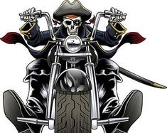 Editable vector PDF file of a skeleton biker with 300 dpi PNG and JPEG All work is created by me and is copyright free for any use except resale as clip art No returns as it is a digital file Harley Davidson Street 500, Harley Davidson Sportster 883, Harley Davidson Chopper, Harley Davidson Motorcycles, Custom Bobber, Custom Baggers, Custom Harleys, Scooters, Baby Clip Art