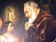PADRE PIO'S PRAYER TO THE GUARDIAN ANGEL