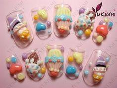 sweets Kawaii nails <3