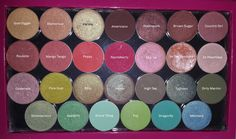 Jess Loves Makeup: Makeup Geek Eye Shadow Collection
