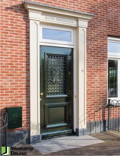 Custom made Entrance doors. A new age in a Wooden Door, superior quality, fully bespoke. Ornate features available. Entrance, Doors, Wooden Doors, House Styles, Windows And Doors, Outdoor Decor, Front Door, My House, Home Deco