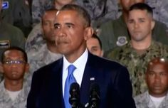Obama reitera no enviará tropas de combate a Irak