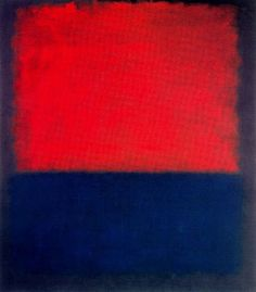 5 tips from Mark Rothko to teach art to children Mark Rothko Paintings, Rothko Art, Art Paintings, Robert Rauschenberg, Joan Mitchell, Camille Pissarro, Abstract Painters, Abstract Art, Mondrian