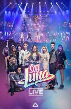 Soy Luna en concierto Sou Luna Disney, Disney Live, New Disney Channel Shows, Disney Shows, Roller Team, Gravity Falls, Victor Ortiz, Alex And Sierra, Spanish Tv Shows